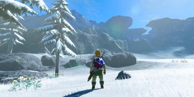海外玩家PC运算《塞尔达传说:荒野之息》高画质影片