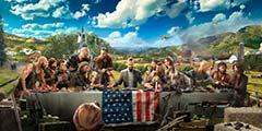 《孤岛惊魂5》合作模式详解 和好友一起畅游美国西部