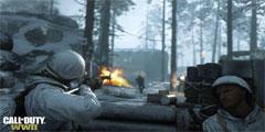 《COD14:二战》主机平台画面对比 PS4 Pro看的最爽