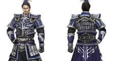 《真三国无双8》于禁人设图公布 二郎神全新刚健造型