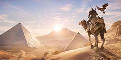 《刺客信条:起源》游戏画面场景与