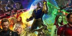 《复仇者联盟3》角色表遭IGN曝光 看完名单心疼灭霸