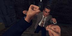 《黑色洛城》VR版试玩体验!赤手空拳对抗罪犯!