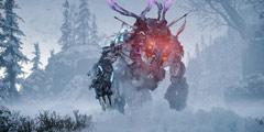 """《地平线:黎明时分》最新DLC""""冰冻荒原""""已登陆PS4"""