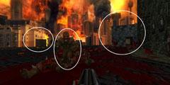 重温经典 《毁灭战士》高清材质包放出  截图欣赏