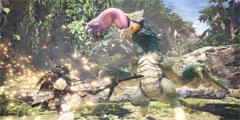 《怪物猎人世界》家养宠物情报公开 PS4又要火一把了
