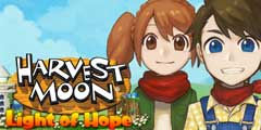 迷之画风 《牧场物语:希望之光》PC正式版下载发布