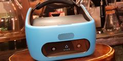 骁龙835加持!HTC Vive Focus VR一体机真机图赏