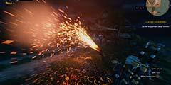 《巫师3》超强粒子增强MOD 法印释放效果瞬间帅爆!