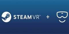 SteamVR今日起兼容Windows Mixed Reality头显!