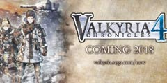 世嘉正式公布《战场女武神4》!将登PS4/NS/Xbox1