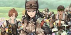 《战场女武神》系列新作《战场女武神4》专题站上线