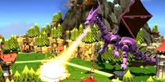 《天际》Skyworld游戏专题站上线 创造精美世界!