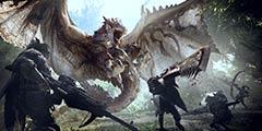 《怪物猎人世界》新预告片 介绍PS4试玩版游戏内容