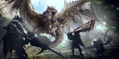 《怪物猎人世界》北美被评T级 粗口、血腥、暴力!