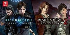 NS《生化危机:启示录1&2》与其他平台游戏画面比较