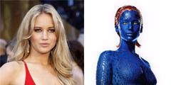 经特殊化妆出演好莱坞电影的演员们 看身材识大表姐