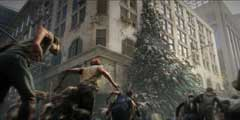 《僵尸世界大战》改编游戏首曝预告:丧尸大军来袭!