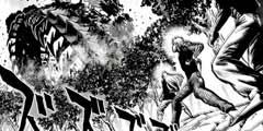 《一拳超人》漫画125话公布 埼玉老师使用认真殴打!
