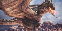 《怪猎世界》预告片详解 新大陆调查团雌火龙登场!
