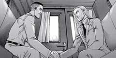 《进击的巨人》漫画第100话 艾伦变身锤死战锤巨人!