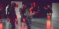 大型场地VR游戏的范本!《攻壳机动队SH》现场探秘