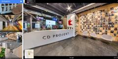 """谷歌地图竟然可以看到CDPR办公室?还有""""歌舞伎"""""""