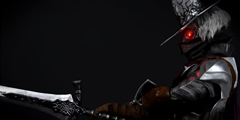 国外玩家COS《黑魂3》法兰不死队与黑骑士 帅炸!