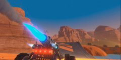 《赛道大师》抢先体验即将开启 可自由搭建组装载具