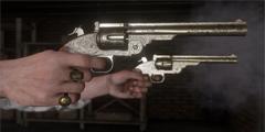 R星确认《GTA OL》联动《大镖客2》爆头解锁手枪!