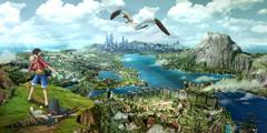 《海贼王》PS4新作首曝预告 自由探索超大沙盒地图