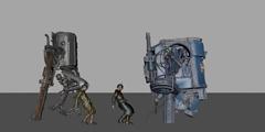 RTS新作《钢铁收割》幕后开发视频 机甲竟然会跳舞!
