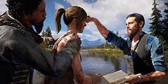 《孤岛惊魂5》最新截图公布 美国小镇燃起反抗烈焰!