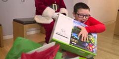 9岁小男孩放弃圣诞礼物Xbox主机 真相令微软感动!