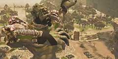 《无主灭绝》新演示公布 玩家飞檐走壁对战食人巨怪