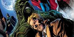 《黑暗正义联盟》大量造型照曝光 沼泽怪物惊艳亮相