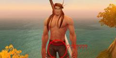 魔兽玩家计算各种族丁丁尺寸 种族优势的它不止18cm