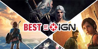 精华盘点:毫无争议?回顾IGN 10年来历年最佳游戏
