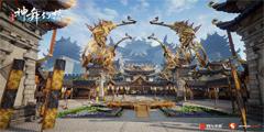 国产角色扮演游戏《神舞幻想》官方PC正式版下载发布