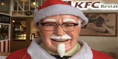 日本人竟然是这样过圣诞节的!全家桶套餐给我来10份