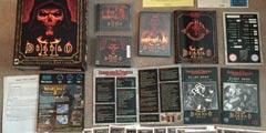 《暗黑破坏神2》经典周边盘点 暴雪盛赞绝版圣骑士卡