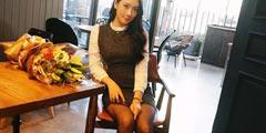 韩国正妹脱下制服身材好到爆炸!黑丝大长腿不输明星