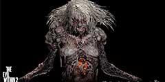 《恶灵附身2》畸形怪物设定图公布 恶心恐怖太重口!