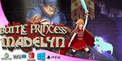 女版《魔界村》!《战斗公主马德琳》公布全新截图