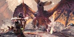 《怪物猎人世界》包装图信息泄露 初始容量或为16G