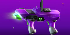 CES 2018:Merge VR推出6DoF Blaster枪形游戏配件