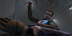 《半条命》外传游戏上架Steam 想被物理学圣剑殴打么