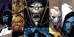 《复仇者联盟3》中灭霸手下的黑曜五将 都是作死的?