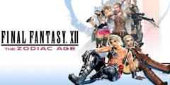 《最终幻想12》重制版登陆PC 发售日公布支持中文!