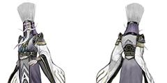 《真三国无双8》左慈人设图放出 右眼花纹宛如国宝